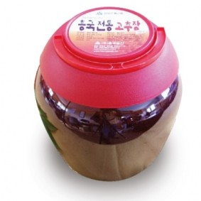9회 용융죽염 고추장* 3kg