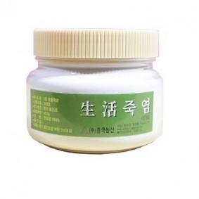 지리산 3회 생활죽염(500g)
